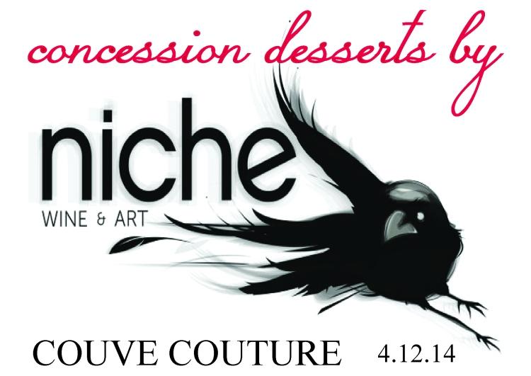 CC'14 Niche Wine Bar promo